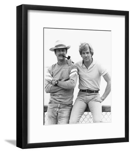 Simon & Simon--Framed Art Print