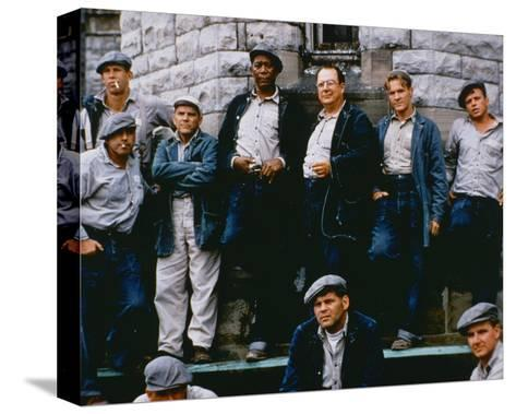 The Shawshank Redemption (1994)--Stretched Canvas Print