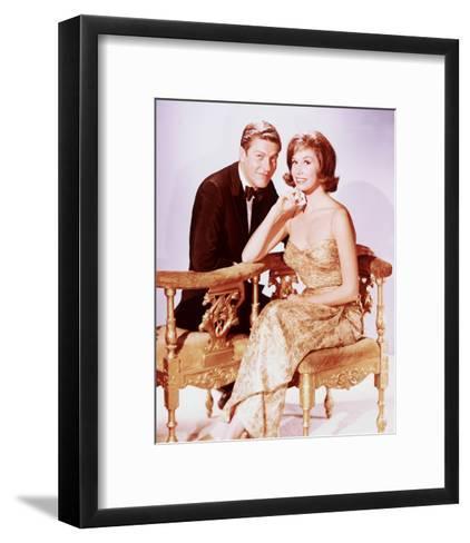 The Dick Van Dyke Show--Framed Art Print