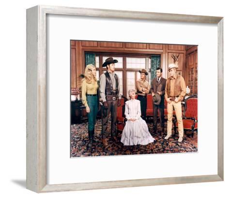 The Big Valley--Framed Art Print