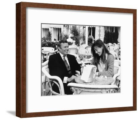 Daddy Nostalgie--Framed Art Print