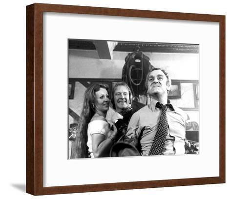 The Sweeney (1975)--Framed Art Print