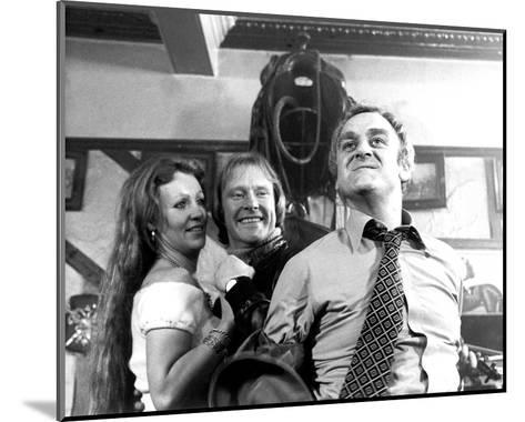 The Sweeney (1975)--Mounted Photo