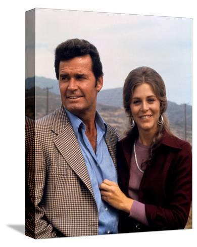 The Rockford Files (1974)--Stretched Canvas Print