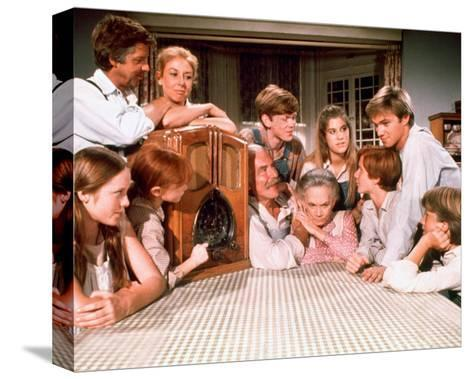 The Waltons (1972)--Stretched Canvas Print