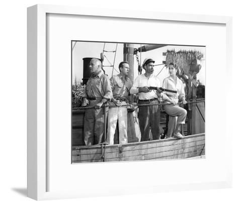Creature from the Black Lagoon (1954)--Framed Art Print
