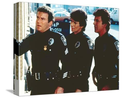 T.J. Hooker (1982)--Stretched Canvas Print