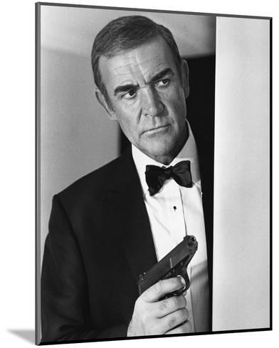 Sean Connery, Never Say Never Again (1983)--Mounted Photo