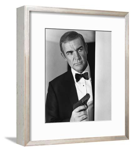 Sean Connery, Never Say Never Again (1983)--Framed Art Print
