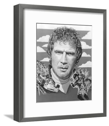 The Fall Guy (1981)--Framed Art Print