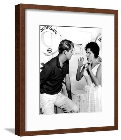 Surfside 6 (1960)--Framed Art Print