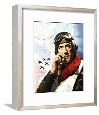 Twelve O'Clock High--Framed Art Print
