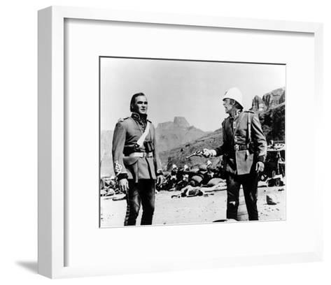Zulu--Framed Art Print