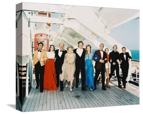 The Poseidon Adventure--Stretched Canvas Print