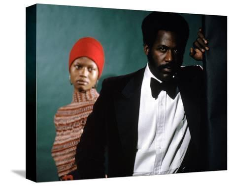 Shaft--Stretched Canvas Print