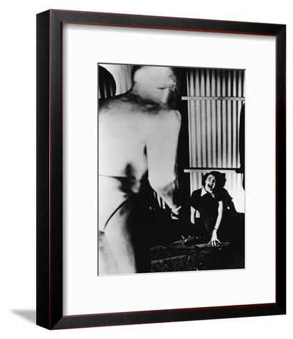 The Day the Earth Stood Still--Framed Art Print