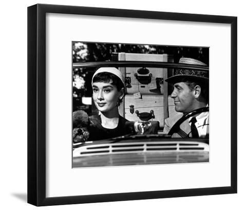 Sabrina--Framed Art Print