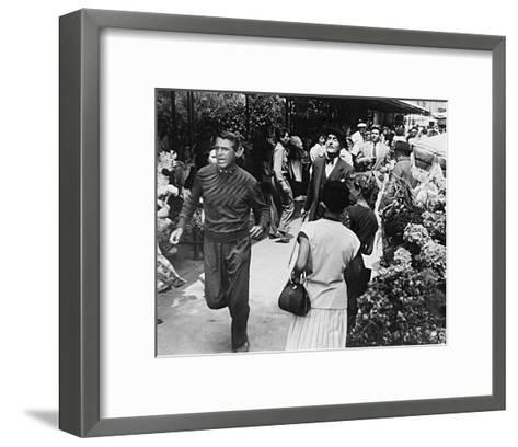 To Catch a Thief--Framed Art Print