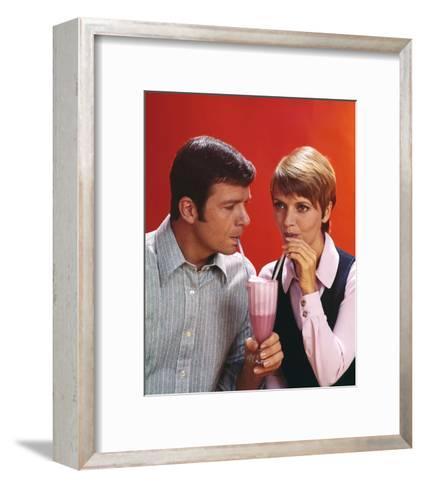 The Brady Bunch (1969)--Framed Art Print