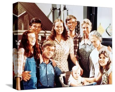 The Waltons--Stretched Canvas Print