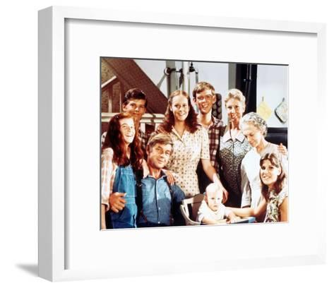 The Waltons--Framed Art Print