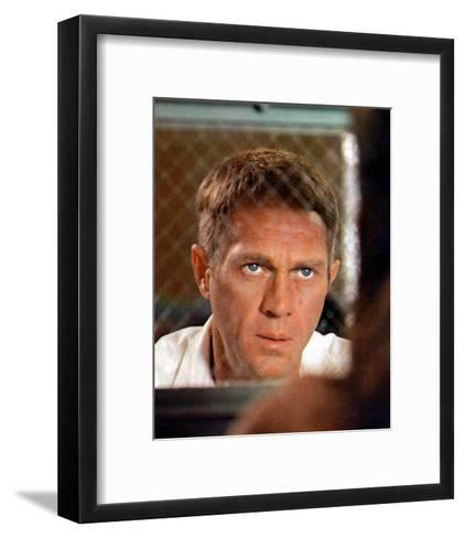 The Getaway--Framed Art Print