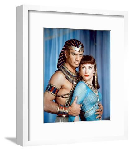 The Ten Commandments--Framed Art Print