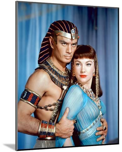 The Ten Commandments--Mounted Photo