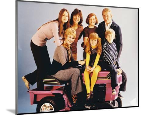The Partridge Family--Mounted Photo