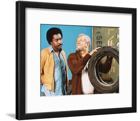 Sanford and Son--Framed Art Print
