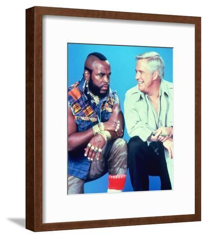 The A-Team--Framed Art Print