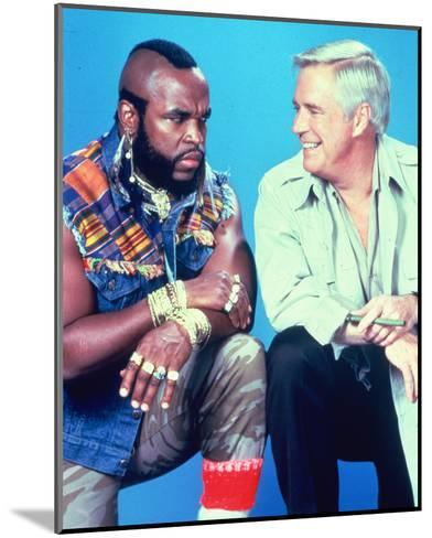 The A-Team--Mounted Photo