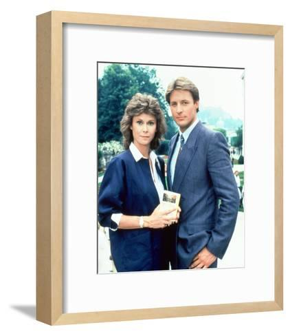 Scarecrow and Mrs. King (1983)--Framed Art Print