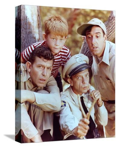The Andy Griffith Show (1960)--Stretched Canvas Print