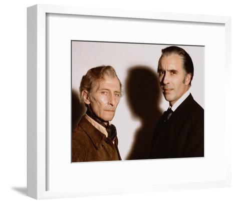 The Satanic Rites of Dracula--Framed Art Print
