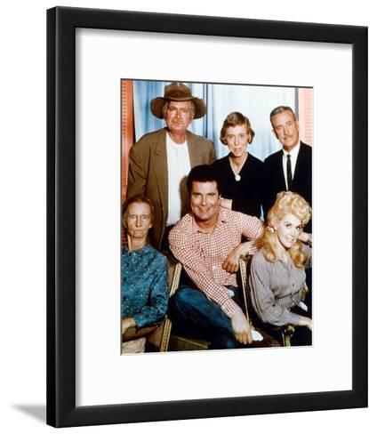 The Beverly Hillbillies (1962)--Framed Art Print