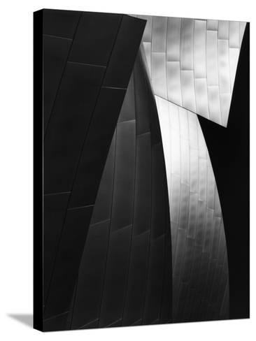 Bilbao Guggenheim #2-Alex Cayley-Stretched Canvas Print
