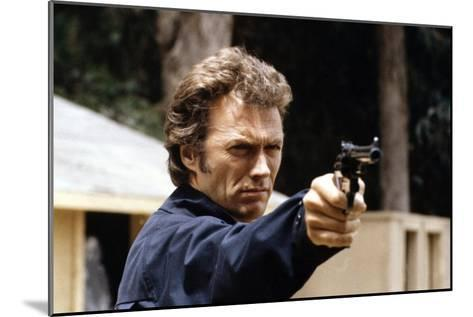 Magnum Force 1973 Directed by Ted Post Clint Eastwood--Mounted Photo