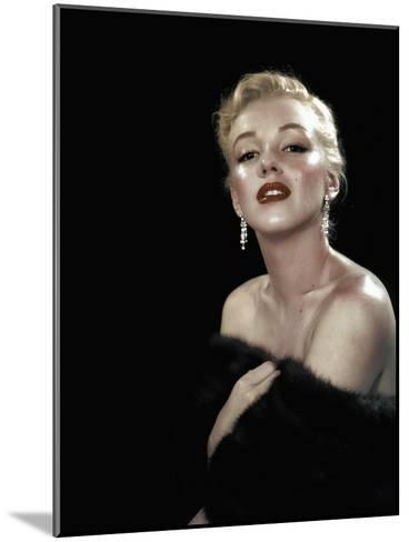All About Eve, Marilyn Monroe, Directed Joseph L. Mankiewicz, 1950--Mounted Photo