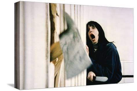 The Shining, Shelley Duvall, Directed by Stanley Kubrick, 1980--Stretched Canvas Print