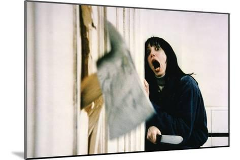 The Shining, Shelley Duvall, Directed by Stanley Kubrick, 1980--Mounted Photo