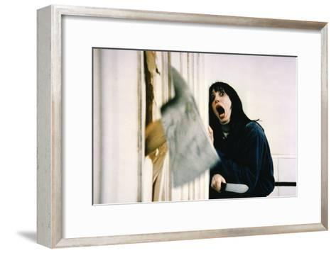 The Shining, Shelley Duvall, Directed by Stanley Kubrick, 1980--Framed Art Print