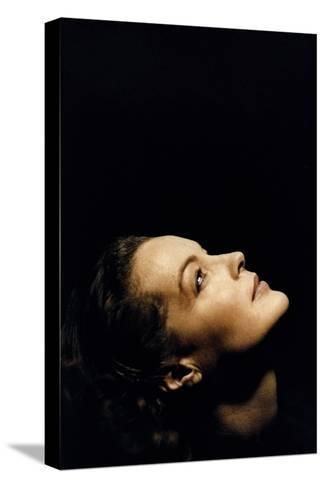 Fantasma D'Amore / Fantome D'Amour 1980 Directed by Dino Risi Romy Schneider--Stretched Canvas Print