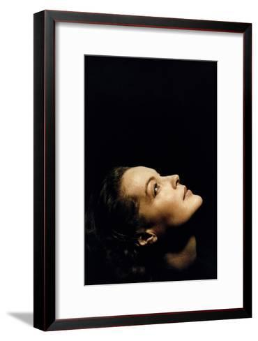 Fantasma D'Amore / Fantome D'Amour 1980 Directed by Dino Risi Romy Schneider--Framed Art Print