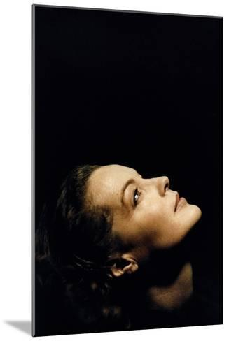 Fantasma D'Amore / Fantome D'Amour 1980 Directed by Dino Risi Romy Schneider--Mounted Photo