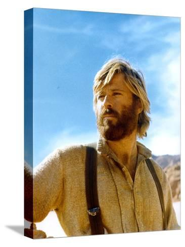 Jeremiah Johnson 1972 Directed by Syney Pollack Robert Redford--Stretched Canvas Print