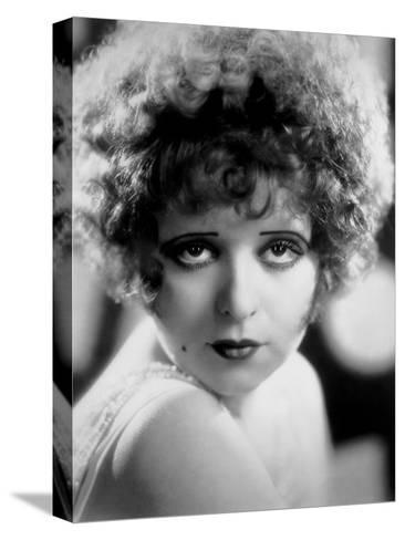 L'Actrice Americaine Clara Bow (1905-1965)--Stretched Canvas Print