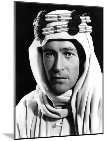 Lawrence of Arabia, Directed by David Lean, Peter O'Toole, 1962--Mounted Photo