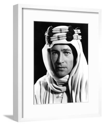Lawrence of Arabia, Directed by David Lean, Peter O'Toole, 1962--Framed Art Print