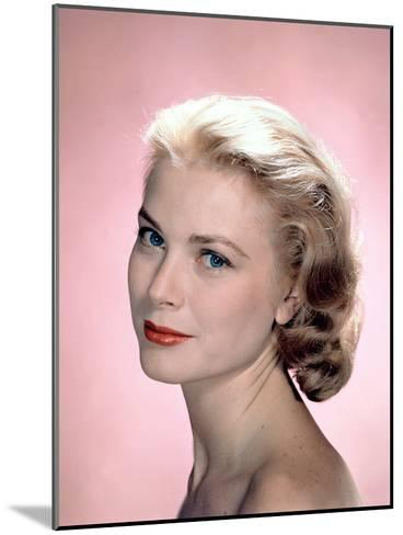 Grace Kelly in the 50's--Mounted Photo